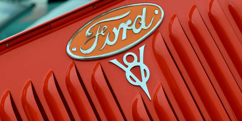 My Forty Years with Ford