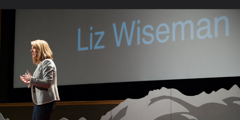 Liz Wiseman Interview