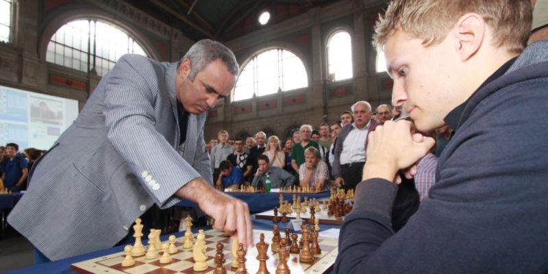 Garry Kasparov - Chess Match