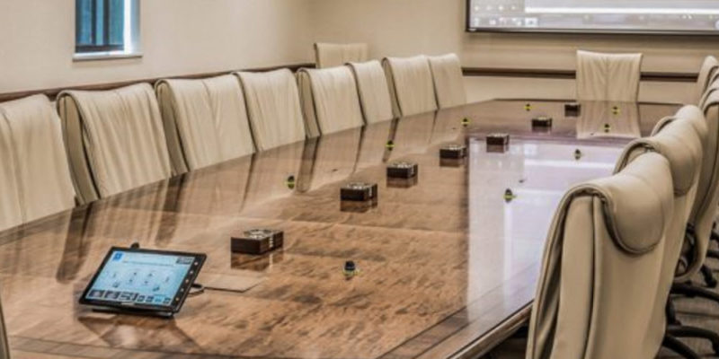 Paul Downs Custom Conference Table