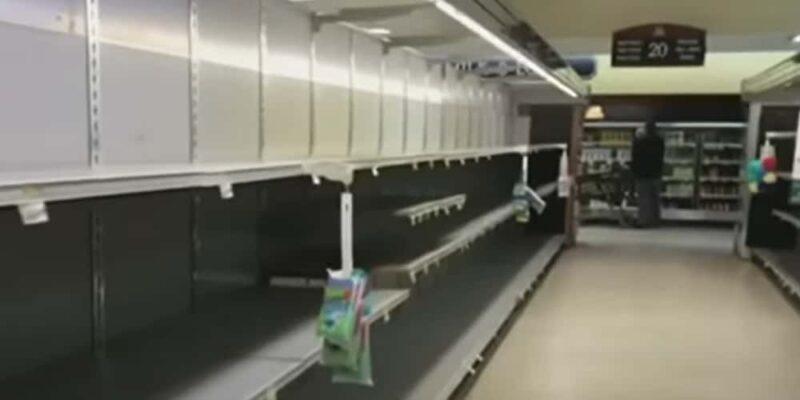 COVID-Shelves