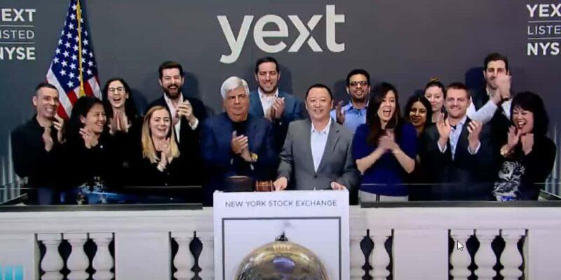 Yext IPO