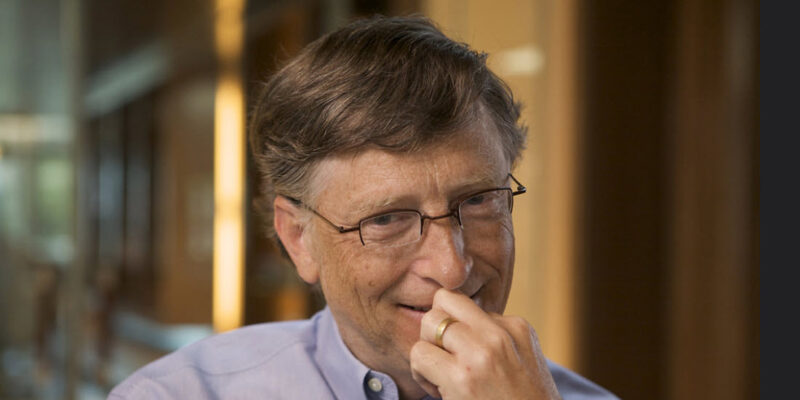 5 Questions for Bill Gates