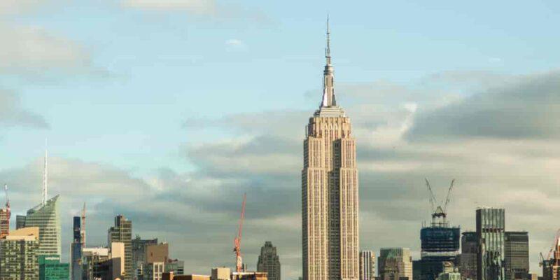 Raskob = Empire State Building
