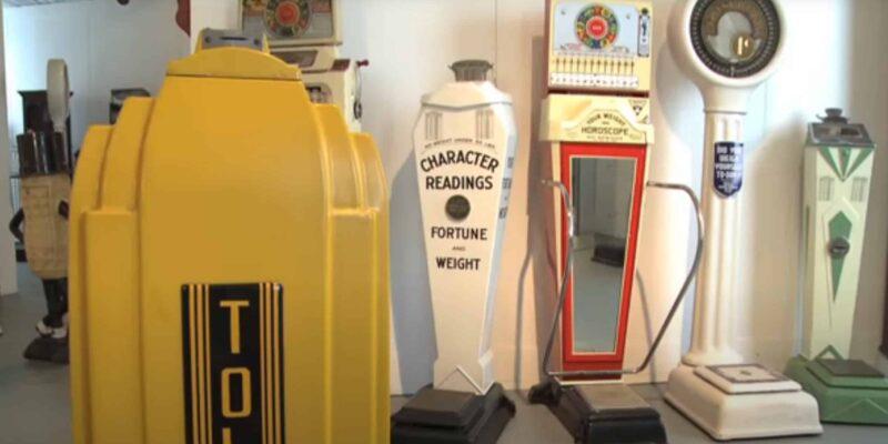 weigh machines