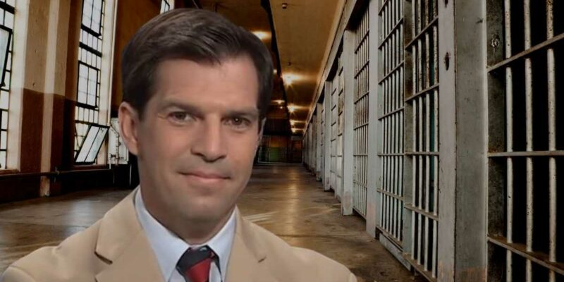 Jeff Smith - Mr. Smith Goes to Prison